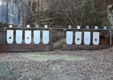 Stand de tir de Clamecy - 25m